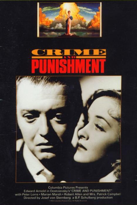 Crime and Punishment (1935) – Análisis Cinematográfico