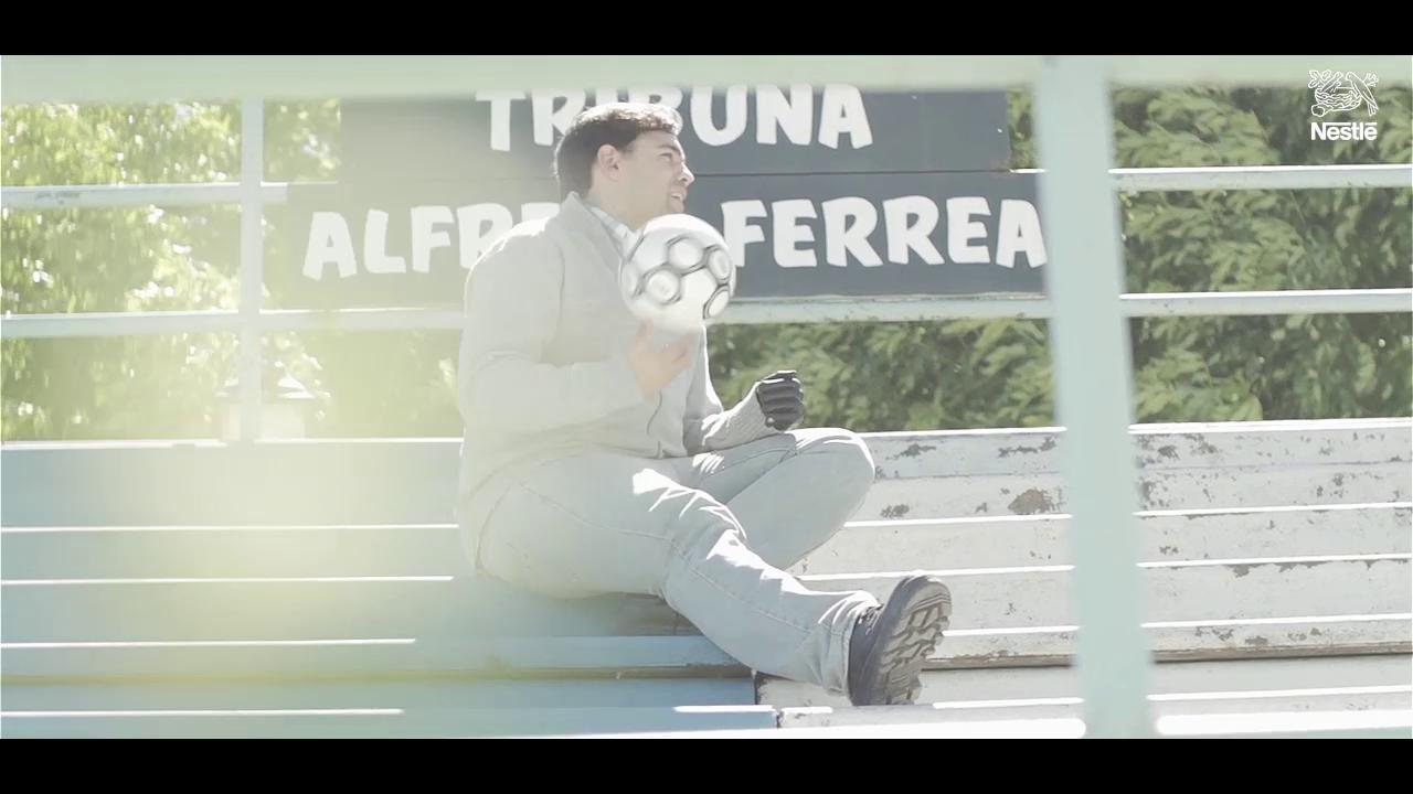 Nestle – Tesoros con Gonzalo by Anibal Vecchio