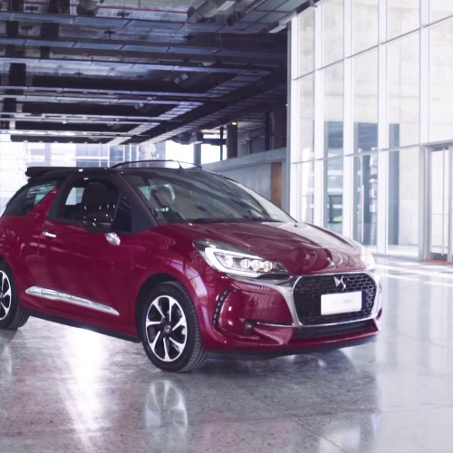 FROW – DS 3 Cabrio