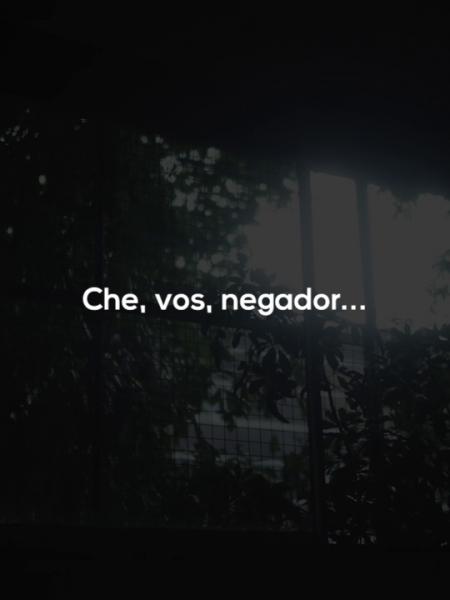 Che, NEGADOR
